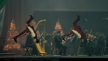 Win 4 tickets to see Cirque Musica's 'Holiday Wishes' on Friday