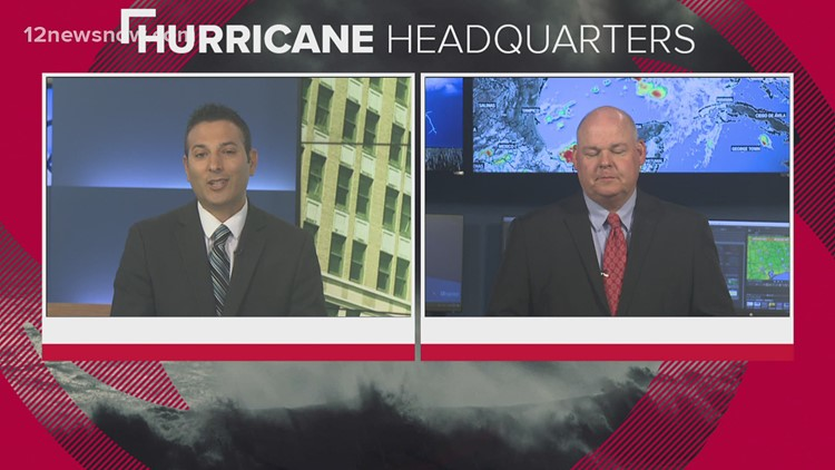HEADLINES: Potential tropical storm moving toward SE Louisiana; Beaumont picks new mayor this weekend