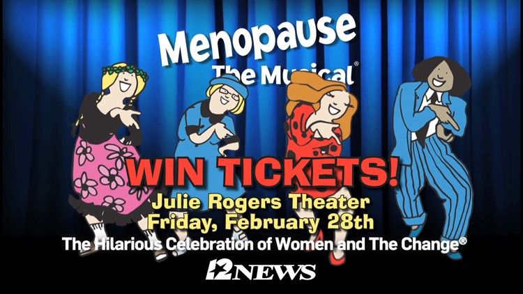 Win a pair of tickets to see 'Menopause The Musical'