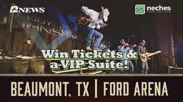 You could win four tickets to see Cody Johnson
