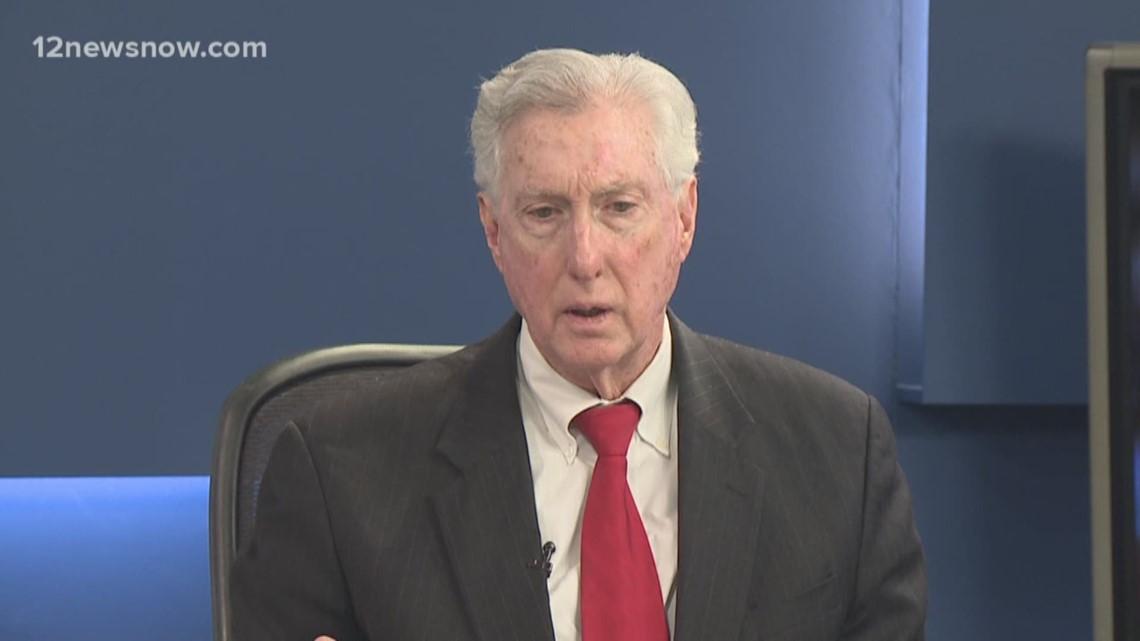 Judge Thorne talks bankruptcy, walking on personal property, car dealerships