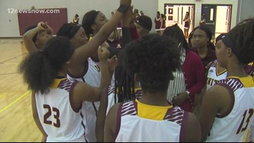 Undefeated United girls basketball team credit leadership for successful start