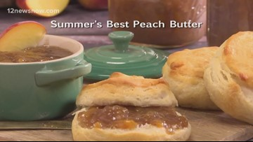 Mr. Food makes Summer's Best Peach Butter