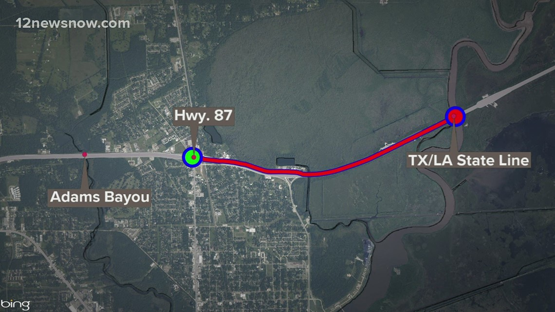 ICYMI: Road work may cause traffic on I-10 this weekend; Pride party continues in downtown Beaumont