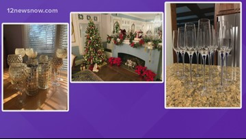 Preparing your home for holiday parties