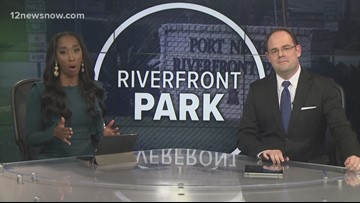 Beaumont City Council discuss options for historic Riverfront park repairs