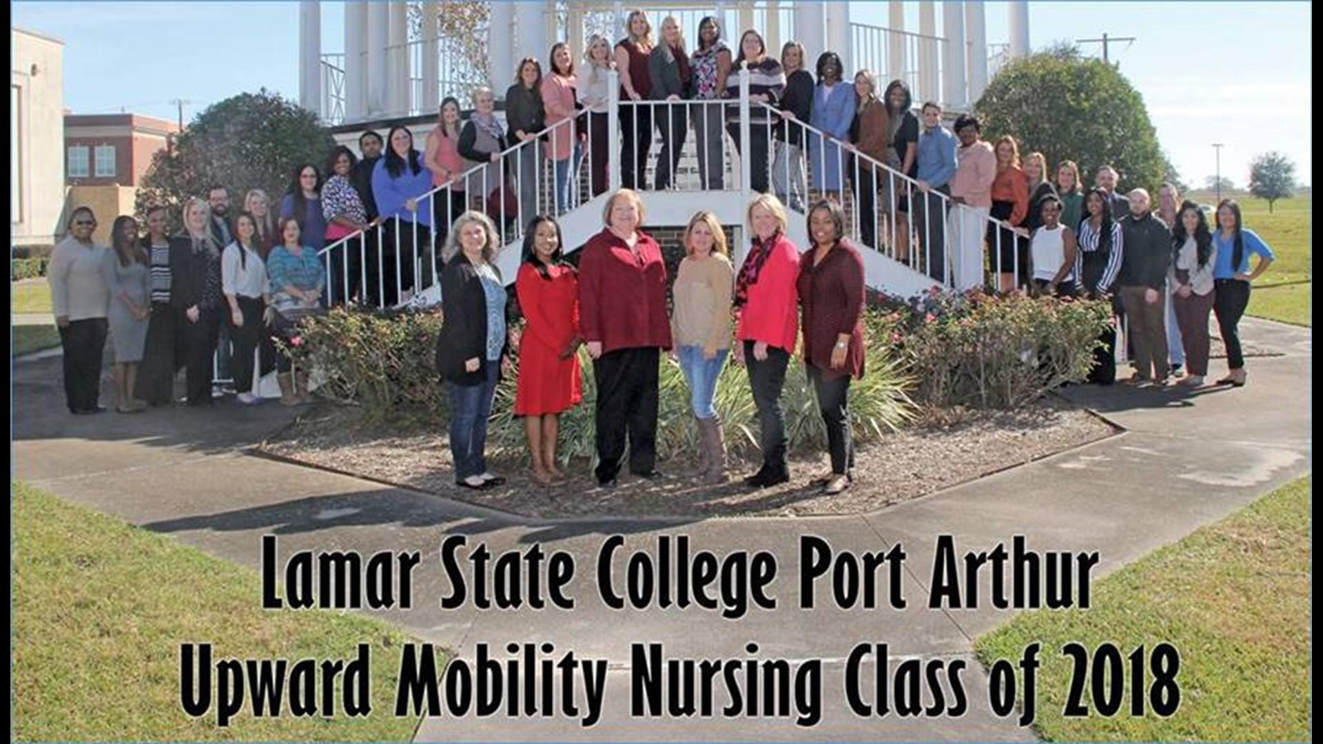 Lamar State College Port Arthur's nursing program ...