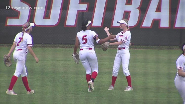 409Sports High School Softball Bi-District Scoreboard and Highlights