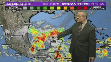 Tracking flooding threat for Southeast Texas Friday