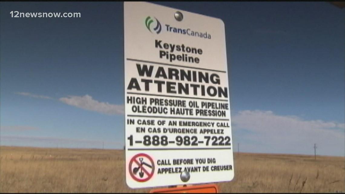 Keystone XL Pipeline dead after President Biden revokes permit