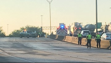 Police: Man killed in IH-10 wreck was riding stolen