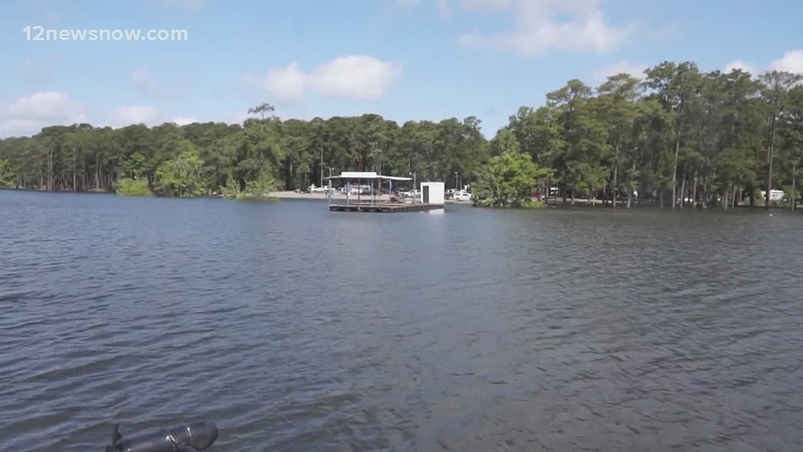 Powell Park is the place to be with high waters creating issues for boaters