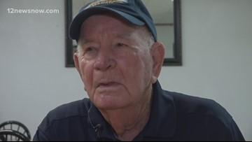 Southeast Texas' last living Pearl Harbor survivor recounts experience