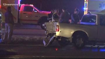 Vidor motorcyclist killed in Hardin County wreck Monday night