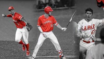 Lamar baseball trio named to All-SLC Teams