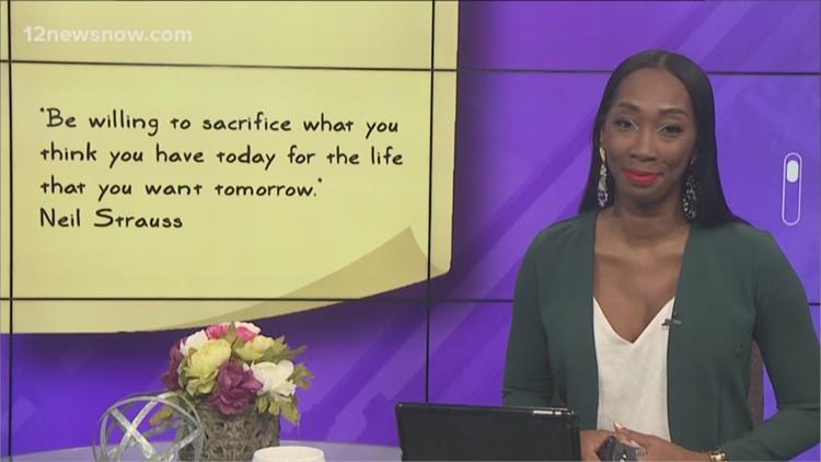 Daily Dose of DeJ: Appreciate Your Sacrifice