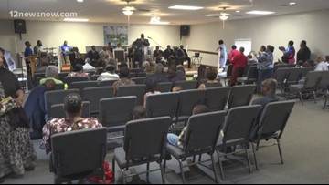 William Chapel Church of God in Christ rededicated two years after Harvey damages old building