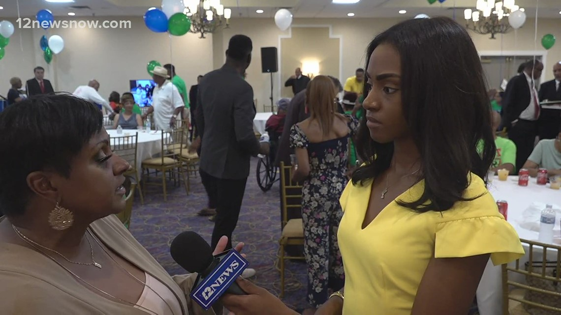Robin Mouton talks plans after winning Beaumont mayoral runoff with 52% of vote