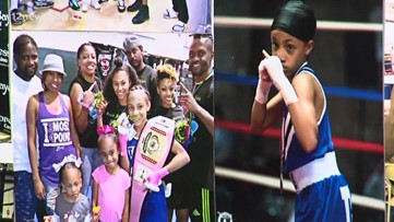 12-year-old Beaumont girl wins national boxing championship