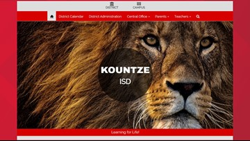 Kountze ISD to start two minutes earlier, end three minutes later to make up time lost during Imelda