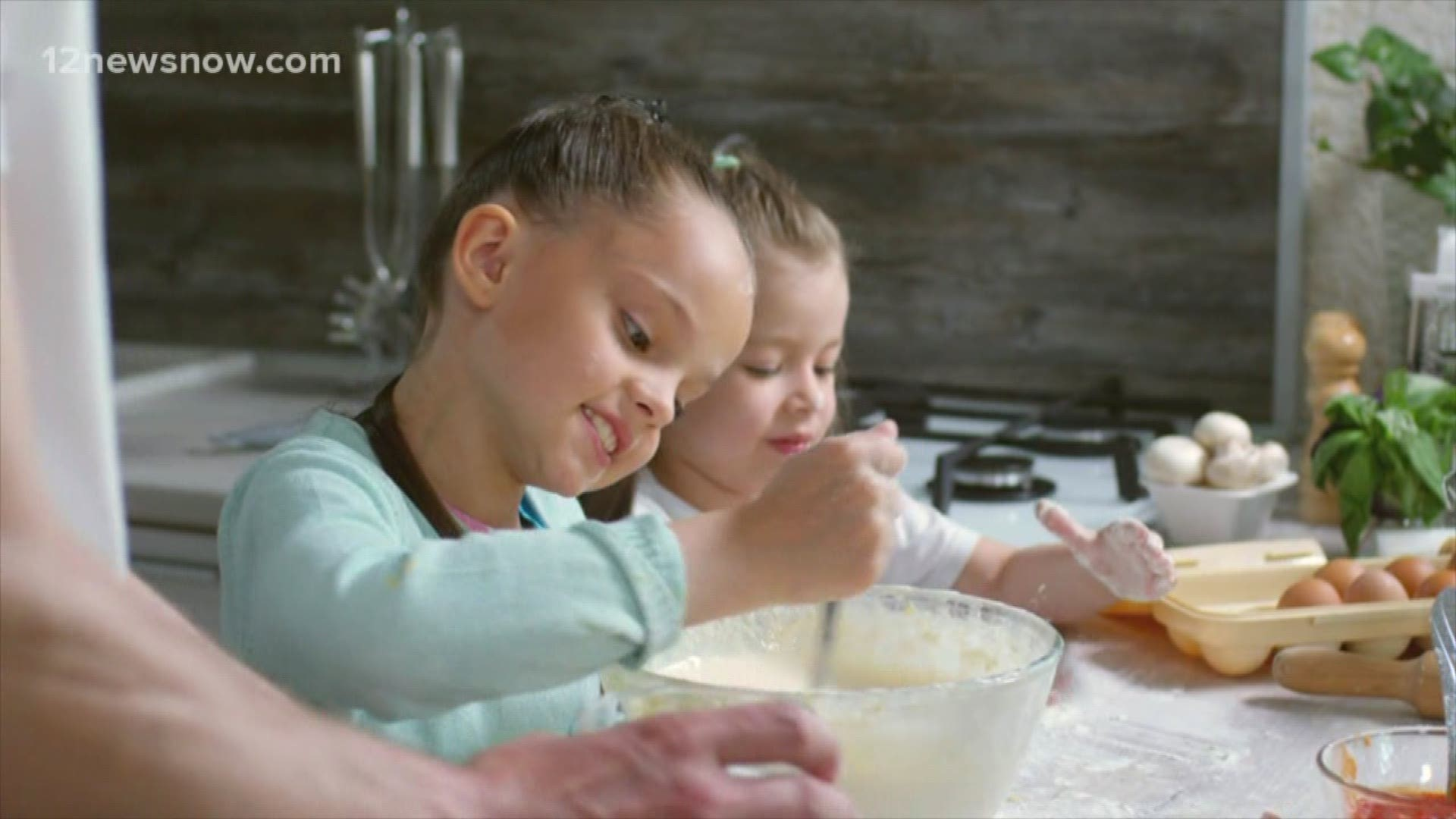 CDC warns against eating raw cookie dough | 12newsnow.com