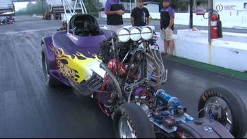Heart-pounding, Earth-shaking action headed to Evadale Raceway Saturday
