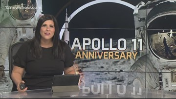 Nation celebrates 50th Apollo 11 anniversary