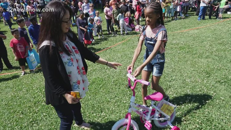 Beaumont's First Baptist Church preparing for annual Easter egg hunt at Rogers Park
