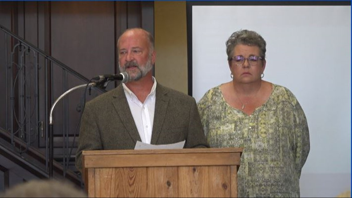 Groves family claims loved one suffered heart attack, died as a result of TPC explosion
