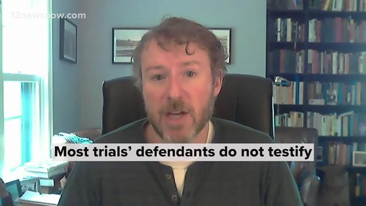 VERIFY: Can Dereck Chauvin still testify in his murder trial?