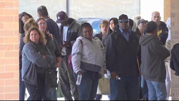 Jefferson County hosts massive Imelda recovery operation