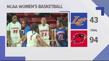 LU women extend home winning-streak to 29 games