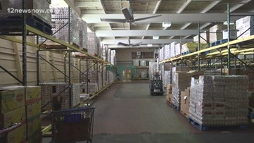 Volunteer, donate to the Southeast Texas Food Bank