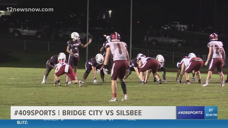 Silsbee High School pushes past Bridge City 19 - 14