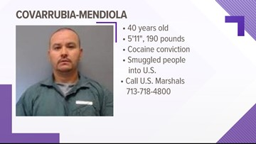 One still on the run, three federal inmates indicted for
