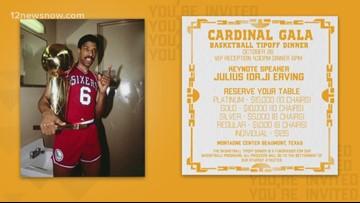 Dr. J to speak at Lamar University's basketball banquet