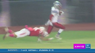 WEEK 9: Lumberton High School's Ty Cruse makes the 409Sports week 9 Play of the Week