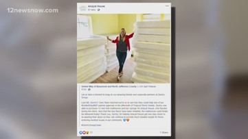 Anayat House one step closer to reopening after Imelda after mattresses donated