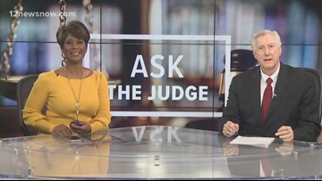 Judge Thorne talks about portable building damage, property rights, inherited land