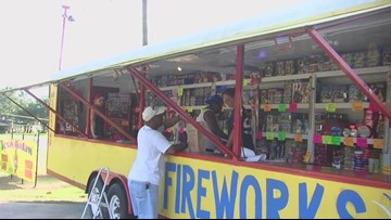 First responders warn families about firework, cooking safety for Memorial Day weekend