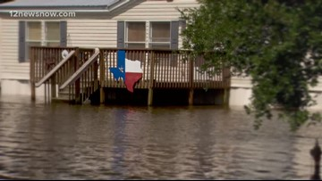 Presidential Disaster Declaration issued for 6 Southeast Texas counties in wake of Tropical Storm Imelda