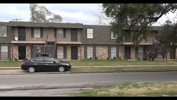 Beaumont apartment tenants without water as temperature drops