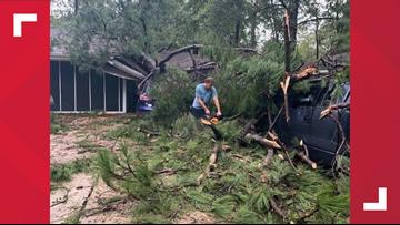 'Worst-case scenario' | Olga catches many in Louisiana off guard