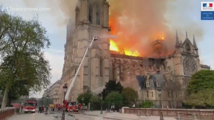Investigators believe a short-circuit could be the cause of the Notre Dame Cathedral