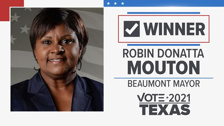 Robin Mouton to become next Beaumont mayor