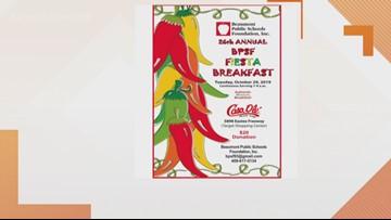 Beaumont Public Schools Foundation holds 26th Annual Fiesta Breakfast at Casa Ole near mall