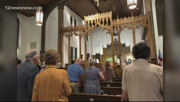 St. Mark's Episcopal Church choir performs 'Choral Evensong' Sunday evening