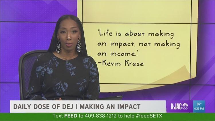Daily Dose Of DeJ: Defining Essential