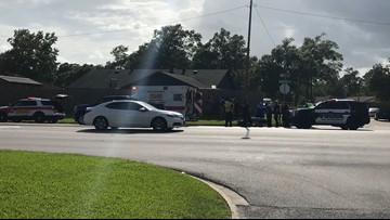 Child hit by car near Marshall Middle School