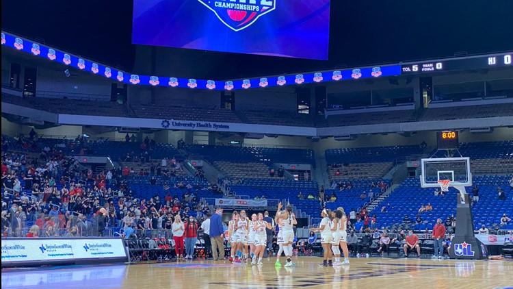 Heartbreaker: Hardin-Jefferson Lady Hawks fall short in state 4A championship game